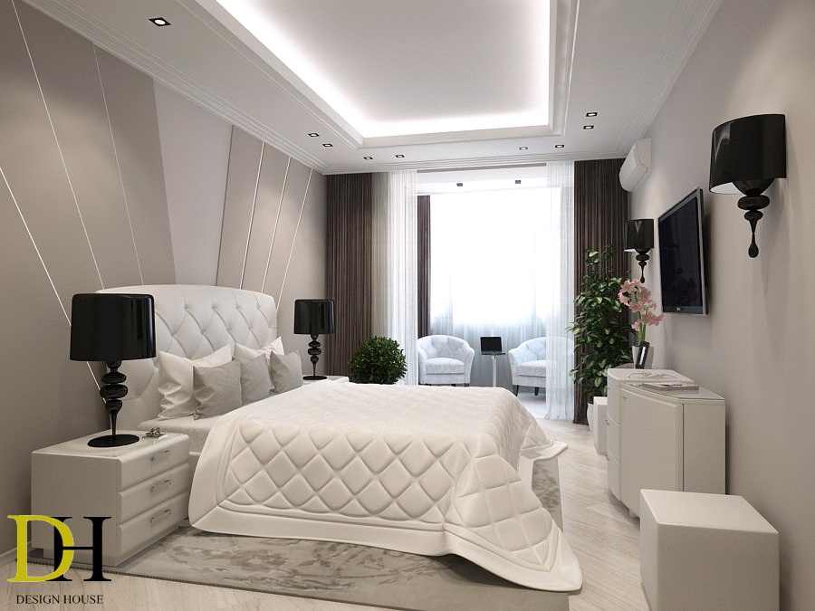 Интерьер спальни с балконом фото. дизайн спальни с балконом:.